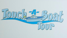 touch a boat icon