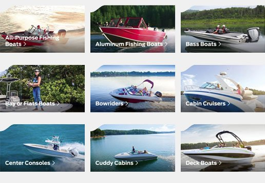 Discover Boating Boat Finder